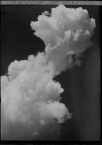 Photograph of the clouds taken on 8th July 1932 (ref. CTC-SMC660C-D2897)